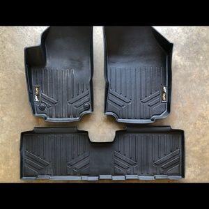 2018-2020 Equinox custom floor liners